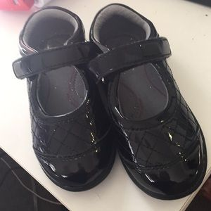 Stride Rite Patent Leather Shoes Size 6